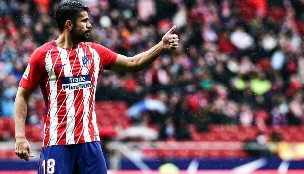 Vía Atlético de Madrid