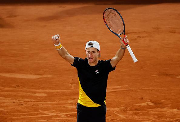 Schwartzman has had a fine clay-court season thus far (Clive Brunskill/Getty Images)