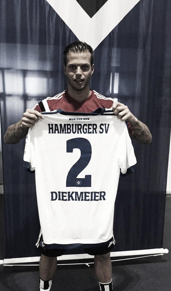 Días felices: El jugador más antiguo | Fuente: FB Dennis Diekmeier