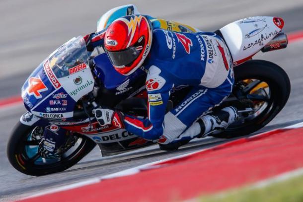 Gresini Racing Moto3 rider Fabio Di Giannantonio - www.motoblogit.com