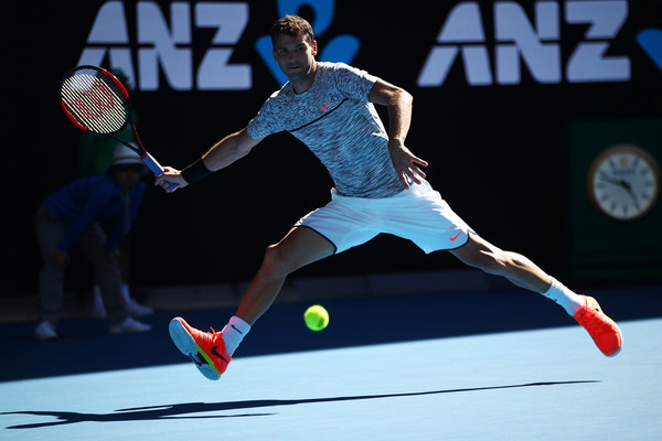 Dimitrov will provide a tough test for Nadal (Photo by Clive Brunskill / Getty Images)