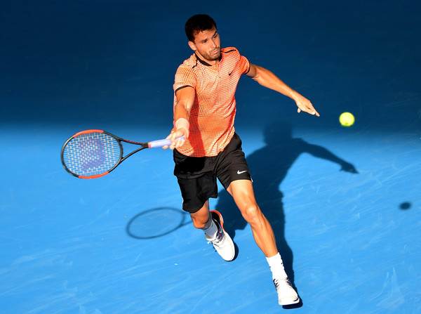 Dimitrov books surprise Brisbane final