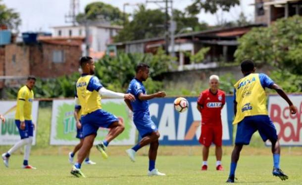 (Foto: Divulgação / Site Oficial Esporte Clube Bahia)