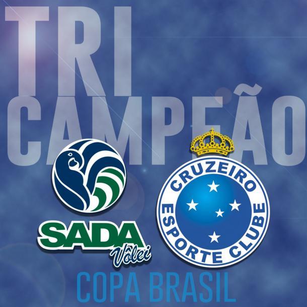 (Foto: Divulgação/ Sada Cruzeiro)