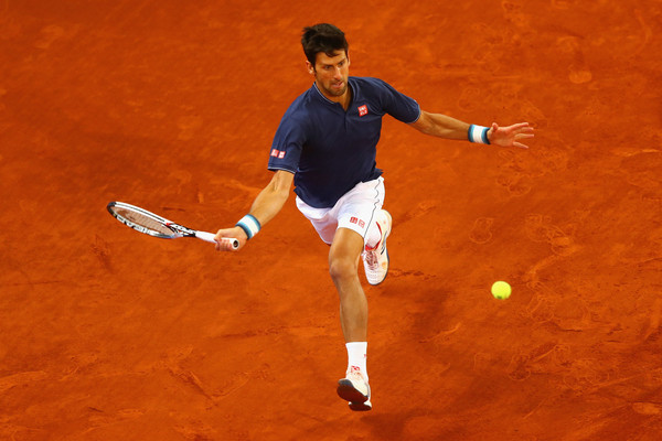 The Serb is looking to gain a huge victory over an in-form Nadal for the 27th time (Photo by Clive Rose / Getty Images)