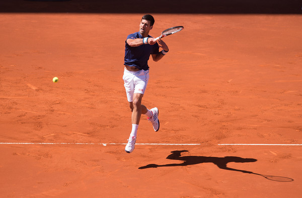 The 12-time Grand Slam champion will be a threat in Rome this week (Photo by Denis Doyle / Getty Images)