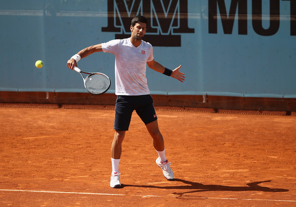 The defending champion will be hoping to rediscover his best form in Madrid (Photo by Julian Finney / Getty Images)