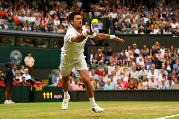 The former world number one has looked impressive throughout the fortnight (Photo by Shaun Botterill / Getty)