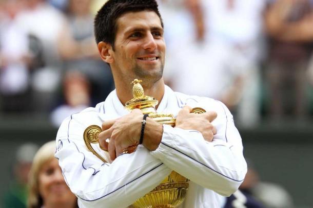 Djokovic - Fonte: tenniscircus.com