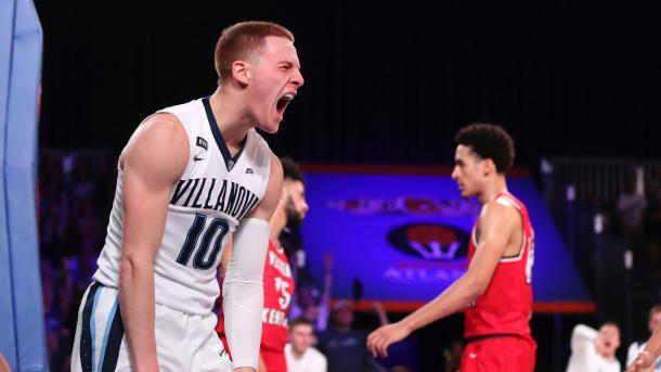 DiVincenzo was a spark off of the Villanova bench/Photo: ESPN.com