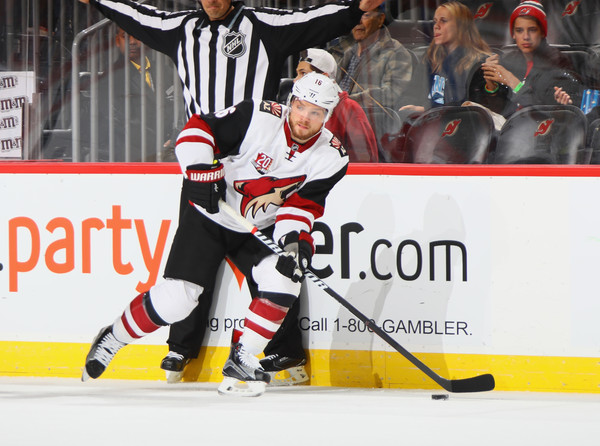 Max Domi collected three points in the win against the Avalanche. Source: Bruce Bennett/Getty Images North America