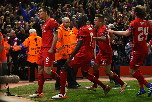 Moments such as Dejan Lovren's header against Dortmund will live long in the memory. (Picture: Getty Images)