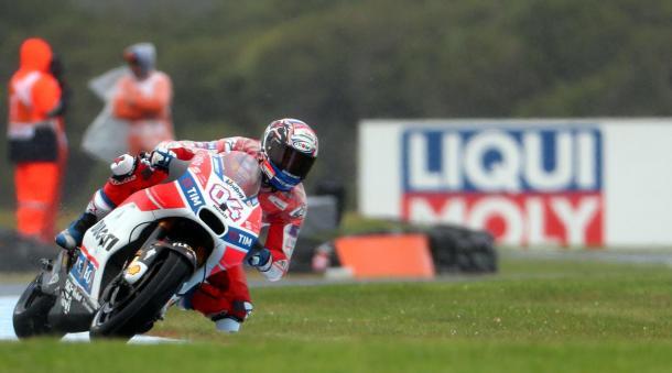 Marquez vince a Phillip Island: Rossi ok, Dovi ko