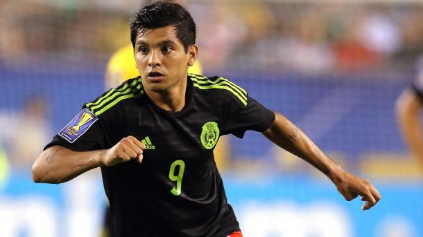 Jesús Corona will need to be active on the offensive end and cause Jamaica's defense to breakdown on Thursday. Photo provided by Getty Images.