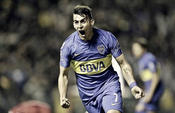 Cristian Pavon, uno dei talenti del Boca