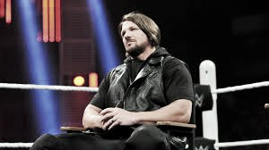 Sit this one out AJ. Photo- wrestlingrumors.net