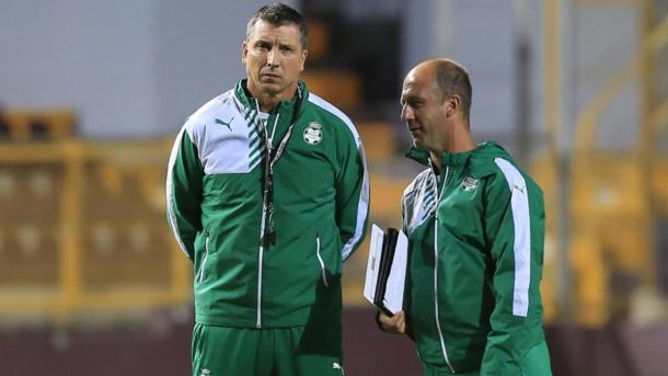 Siboldi sigue sin ganar como DT en Primera División | Foto: CNN