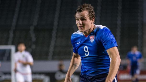 Jordan Morris will need to continue his goal scoring ways for the national team on Friday. Photo provided by Getty Images.