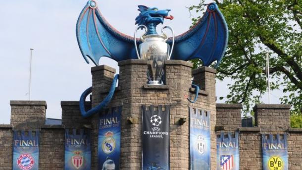 La antesala a la final de Champions/ FOTOGRAFÍA: UEFA.com