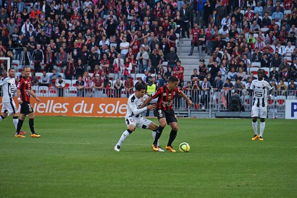 Partido entre Rennes y Nice de la jornada 33. FUENTE: staderennais.com