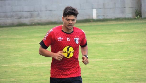 Viana é a esperança de gols do Coelho em partida com alvirrubros (Foto: João Lucas Cardoso/Joinville)