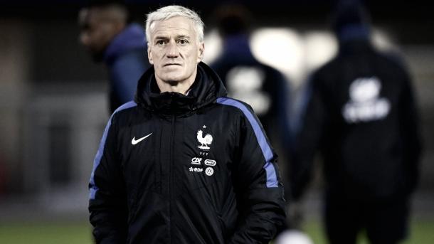 Didier Deschamps   Foto: Federación Francesa de Fútbol