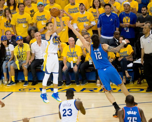 The West looks but the Golden State Warriors will be no match to the conference as they will finish first in the West. Photo: Kelley L. Cox/USA TODAY Sports, via Reuters