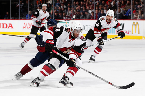Anthony Duclair needs to end his scoring slump. Source: Doug Pensinger/Getty Images North America)