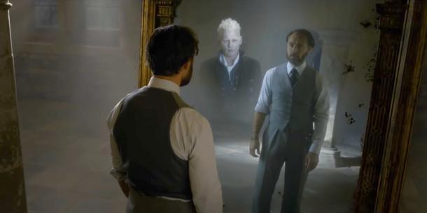 Imagen: Trailer Fantastic Beasts The Crimes of Grindelwald.