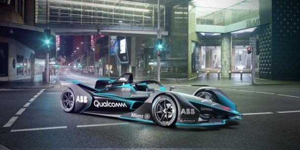 Monoplaza de Fórmula E | Imagen: FIA