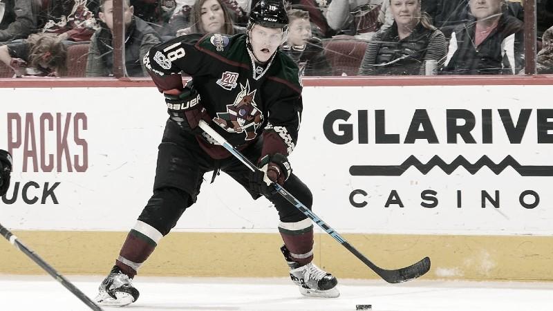 Christian Dvorak | Foto: NHL.com