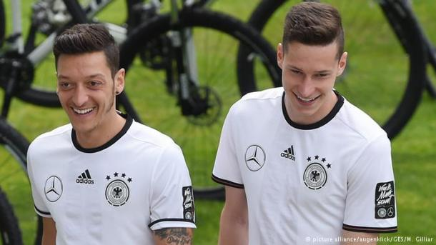 Could Draxler join Ozil at club level? | Source: dw.com