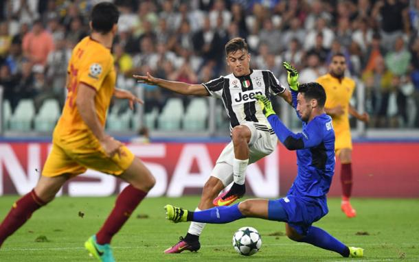 Juventus-Siviglia 0-0 | Foto: skysport