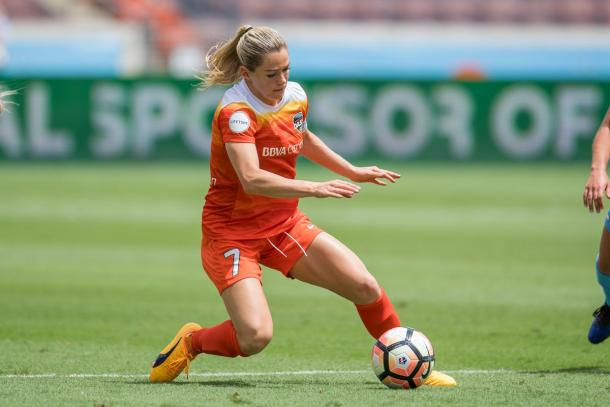 Kealia Ohai in action earlier this year. Source: Dynamo Theory
