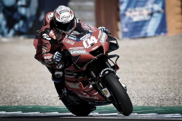 Andrea Dovizioso / Fuente: MotoGP