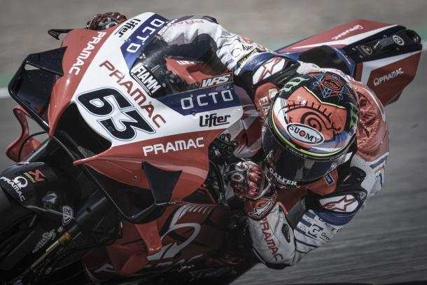 Francesco Bagnaia / Fuente: MotoGP