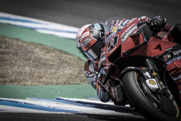 Danilo Petrucci / Fuente: MotoGP