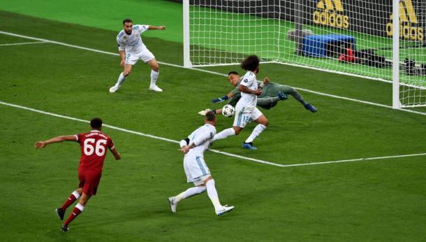 Keylor se ha convertido en piza clave en esta Champions. Fuente: UEFA Champions League.