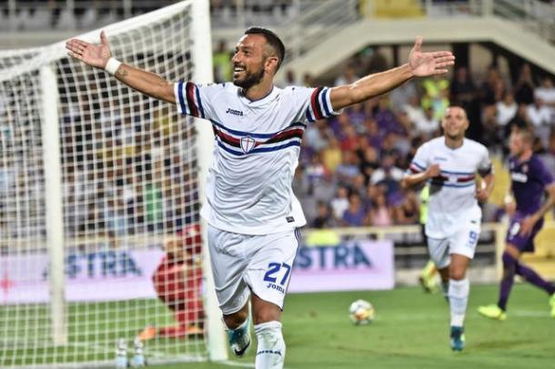Serie A, rinviata Sampdoria-Roma per l'allerta maltempo