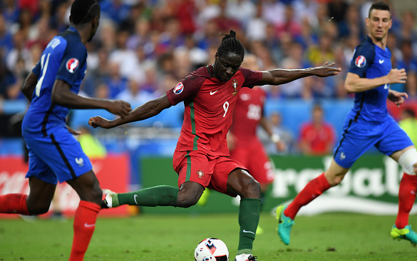 Éder was rewarded for his display after coming off the subs' bench, with a well-taken goal. | Photo: Getty