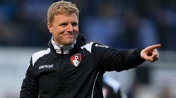 Eddie Howe, entrenador del Bournemouth I Foto: Bournemouth