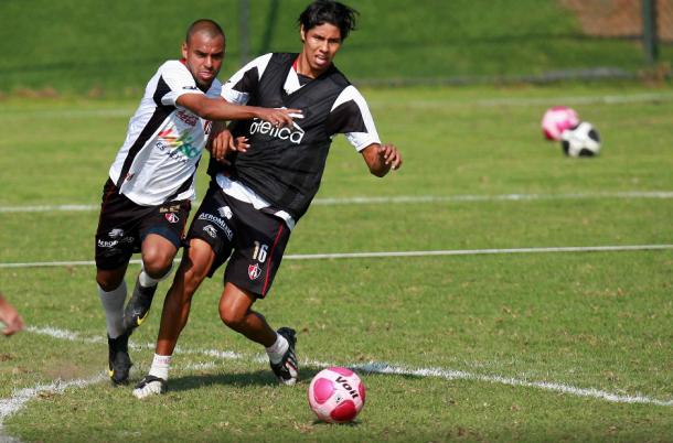 (Ayala debutó en Atlas, pero se consolidó en Tigres / Foto: 90Total)