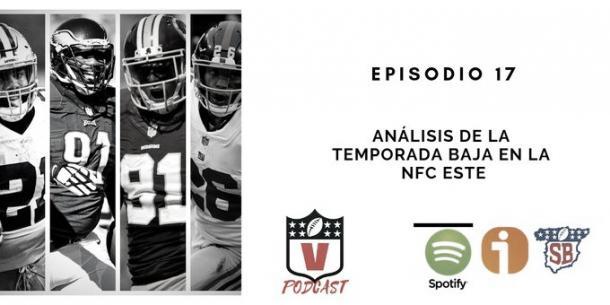 El programa está disponible en Ivoox, Spotify y Spanish Bowl Radio. Foto: NFL Vavel.