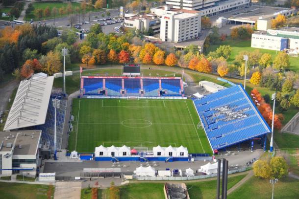 Estadio FC Edmonton. Fuente: FC Edmonton