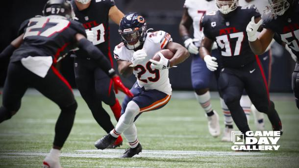 Foto: Divulgação/Chicago Bears