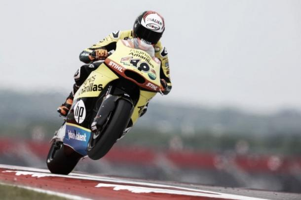 Alex Rins records first win of the season | Photo: Twitter: Alex Rins