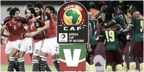 Egitto - Camerun