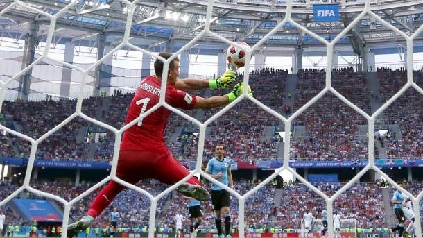 This error will live long in Fernando Muslera's memory | Source: Getty Images via FIFA.com