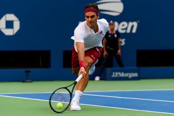 El golpe mágico en el US Open | Foto: zimbio