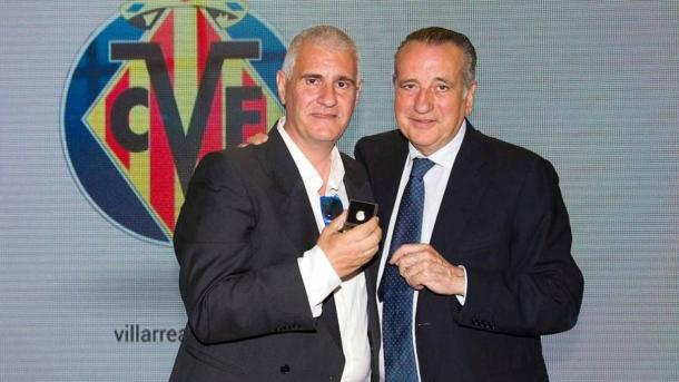 Momento en el que el AS Mónaco fichó a Antonio Cordón para copiar el exitoso modelo Villarreal / Fuente: Villarreal